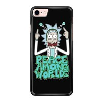 Rick And Morty Peace Among Worlds iPhone 7 Case