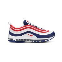 Nike Men's Air Max 97 USA (2020) White Red Blue