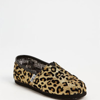 TOMS 'Classic Youth - Glitter' Print Slip-On (Toddler, Little Kid & Big Kid)(Nordstrom Exclusive) | Nordstrom