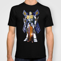tardis Doctor Who Mashup transformers Made in USA Short sleeves tee tshirt