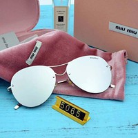 Miu Miu New fashion polarized more color couple glasses eyeglasses