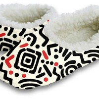Snoozies Tribal Collection Footie