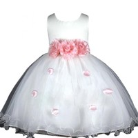 Sunvary Sweety Ball Gown Tees Party Dress Flower Girl Gowns Long
