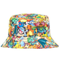 POKEMON SUBLIMATED BUCKET