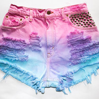 Paradise Ombre Shorts