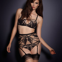 View All Lingerie by Agent Provocateur - Demelza Suspender