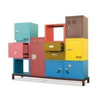 Stack Modular SyStem Bases & Components & Seletti | YLiving