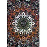 India Star Purple Tapestry