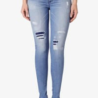 Nico Mid-Rise Super Skinny - Buzzworthy | Hudson Jeans