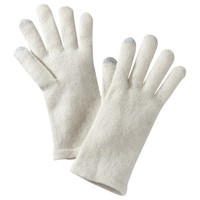 Merona® Tech Touch Gloves - Ivory