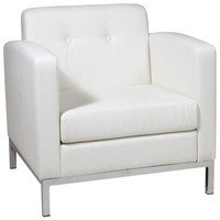 I love the Ave Six Wall Street Arm Chair in the Clean & Colorful event at Joss and Main!