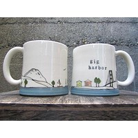 Gig Harbor Ceramic Mug