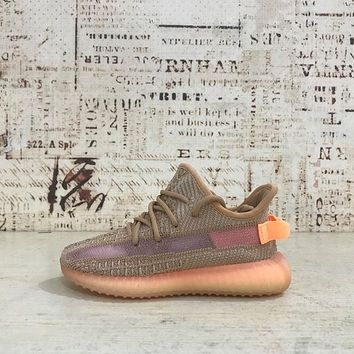 """adidas Yeezy Boost 350 V2 """"Clay"""" Toddler Kids Shoes Child Sneakers - Best Deal Online"""