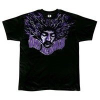 Jimi Hendrix - Psychedelic Face T-Shirt