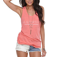 Kendall and Kylie Kali Racerback Tank at PacSun.com