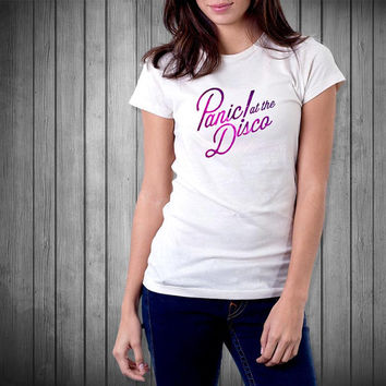 panic at the disco for T Shirt Mens and T Shirt Girls