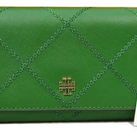 Tory Burch Robinson Stitched Envelope Continental Wallet