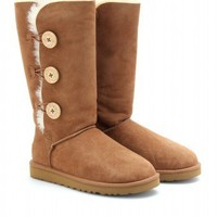 Bailey Buttoned Triplet Shearling Lined Boots ☼ UGG Australia ◊ mytheresa