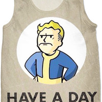 Have A Day Fallout Tank