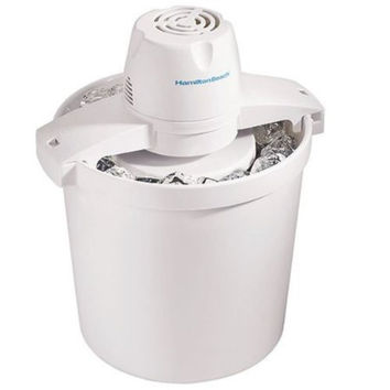 Hamilton Beach 4-Qt. Ice-Cream Maker