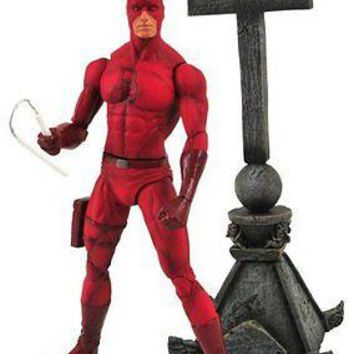 Diamond Select Toys: Marvel Select - Daredevil Action Figure