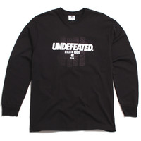 Reloaded Longsleeve T-Shirt Black