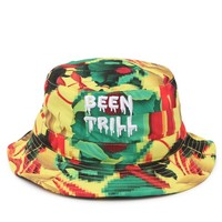Been Trill Polarity Bucket Hat - Mens Backpack - Yellow - One