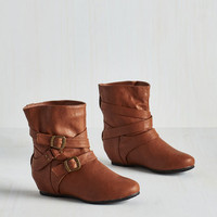 Bring the Flair Boot in Whiskey