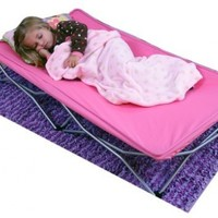 Regalo My Cot Portable Toddler Bed, Pink:Amazon:Baby