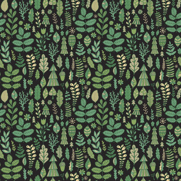 Tiny Trees Removable Wallpaper Decal