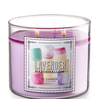 LAVENDER MARSHMALLOW3-Wick Candle