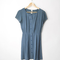 Vintage 90s GAP Shirtdress - xs