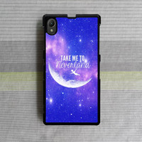 Sony Xperia Z case , Sony Xperia Z1 case , Sony Xperia Z2 case , Take me to neverland