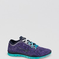 Nike Lace Up Training Sneakers - Women's Nike Free 5.0 TR Fit 4