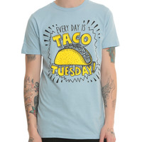 Every Day Is Taco Tuesday T-Shirt