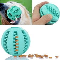 Dog Chew Toy and Treat Dispenser