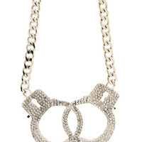 Most-Wanted-Necklace-Set SILVER - GoJane.com
