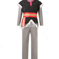 Frozen Kristoff Outfit Cosplay Costume