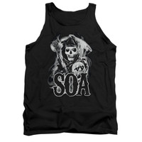 SONS OF ANARCHY SMOKY REAPER Tank Top T-Shirt
