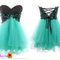 Aliexpress.com : Buy Lace Prom Dress Mint Green Lace Party Dress Mini Sexy Fuchsia Lace Cocktail Dress Short Lace Mint Homecoming Dress Free Shipping from Reliable dress up games children suppliers on Fashion Streets