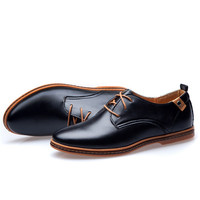 Smooth Finish Oxford Shoes