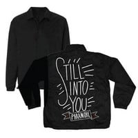 Still Into You Windbreaker