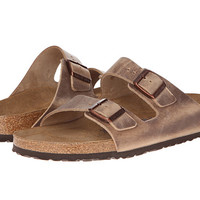 Birkenstock Arizona Soft Footbed - Leather (Unisex)