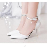 Wedding Style Pumps