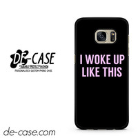 Beyonce Lyrics DEAL-1788 Samsung Phonecase Cover For Samsung Galaxy S7 / S7 Edge