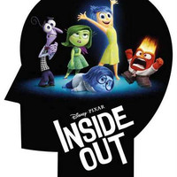 Inside Out Movie Poster 11x17
