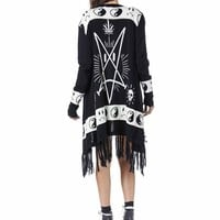 BUMMER PONCHO - Outerwear - WOMENS