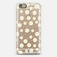 Transparent Daisy iPhone 6 case by Annabel Grant   Casetify