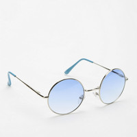 Indio Round Sunglasses - Urban Outfitters
