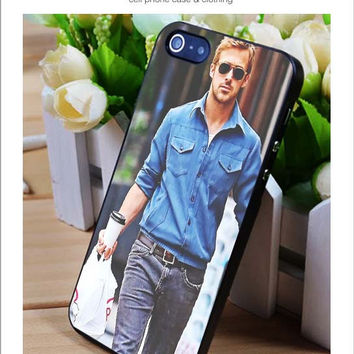 Ryan gosling coffee iPhone for 4 5 5c 6 Plus Case, Samsung Galaxy for S3 S4 S5 Note 3 4 Case, iPod for 4 5 Case, HtC One for M7 M8 and Nexus Case